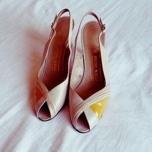 Vtg bruno magli heels